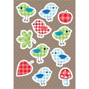 Herma 3684 MAGIC Sticker - Piepmatz