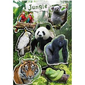 Herma 3711 MAGIC Sticker - Jungle