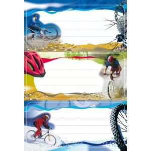 Herma 5981 VARIO Schuletiketten - Mountainbike - 9...