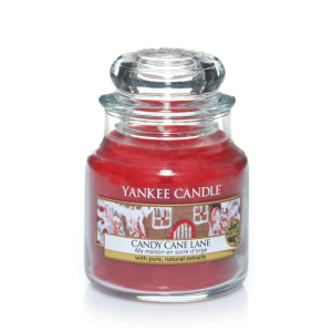 Yankee Candle Classic Smal Jar Candy Cane Lane 104g