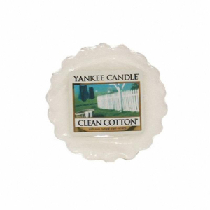 Yankee Candle Classic Wax Melt Clean Cotton Tart 22g