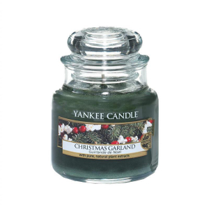 Yankee Candle Classic Smal Jar Christmas Garland 104g