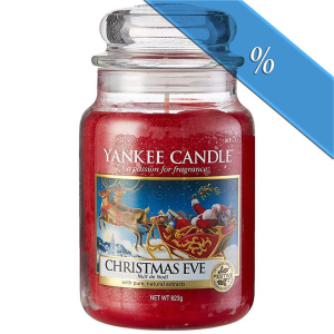 Yankee Candle Classic Large Jar Christmas Eve 623g