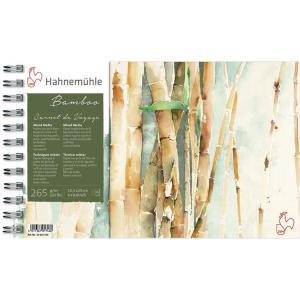 Hahnemühle Bamboo Carnet De Voyage - 265 g/m² -...