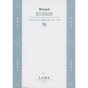 Lana Bristol Zeichenblock - 250g/m² - DIN A3 - 20 Blatt
