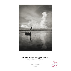Hahnemühle FineArt Photo Rag® Bright White 310g/m², DIN...