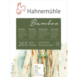 Hahnemühle Bamboo Mixed Media - 265 g/m² - 50 x...