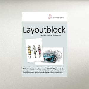 Hahnemühle Layout-Block für Comic &...