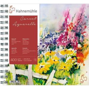 Hahnemühle Carnet Aquarelle Aquarellblock - 400...