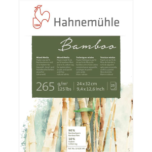 Hahnemühle Bamboo Mixed Media - 265 g/m² - 24 x...