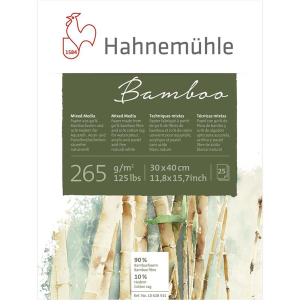 Hahnemühle Bamboo Mixed Media - 265 g/m² - 30 x...