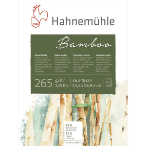 Hahnemühle Bamboo Mixed Media - 265 g/m² - 36 x...