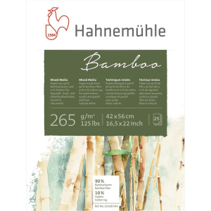 Hahnemühle Bamboo Mixed Media - 265 g/m² - 42 x...