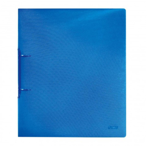 herlitz Ringbuch - DIN A4 - 3,5 cm - transluzent blau