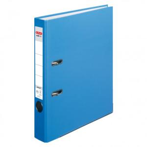 herlitz maX.file protect Ordner - DIN A4 - 5 cm - acqua