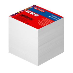 herlitz Notizklotz - 9 x 9 cm - weiß - 900 Blatt