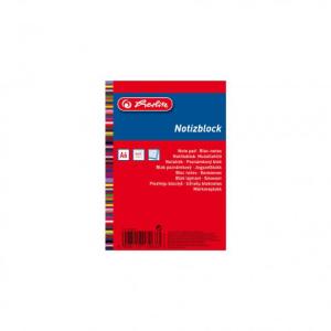 herlitz Haushaltsnotizblock - DIN A6 - 50 Blatt