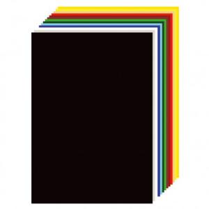herlitz Tonzeichenkarton - 50 x 70 cm - weiß