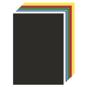 herlitz Tonzeichenkarton - 50 x 70 cm - hellblau