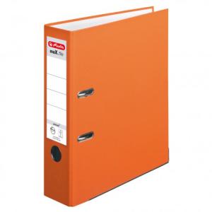 herlitz maX.file protect Ordner - DIN A4 - 8 cm - orange
