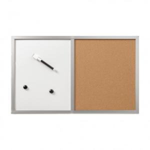 herlitz Pinnwand und Magnettafel - 40 x 60 cm