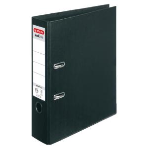 herlitz maX.file protect plus Ordner - DIN A4 - 8 cm -...