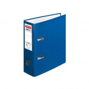 herlitz maX.file protect Ordner - DIN A5 hoch - 8 cm - blau