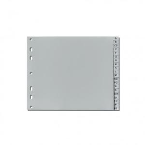 herlitz Register - A bis Z - 20-teilig - 23 x 18 cm - PP...