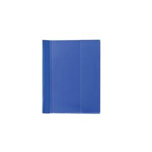 herlitz Schnellhefter - DIN A4 - Combi - PVC - blau - 5...