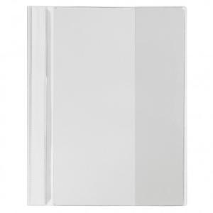 herlitz Schnellhefter - DIN A4 - Combi - PVC - weiß...