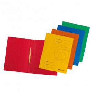 herlitz Schnellhefter - DIN A4 - Quality-Karton - farbig...