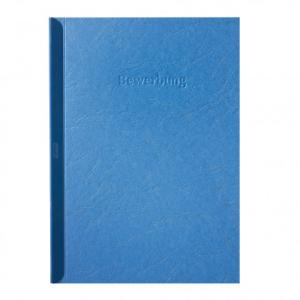 herlitz Klemmschienen-Bewerbungsset - DIN A4 - blau - 5...