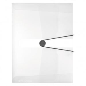 herlitz Sammelbox - DIN A4 - PP - 4 cm - transparent farblos