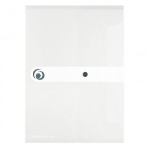 herlitz Dokumententasche - DIN A4 - PP - transparent -...