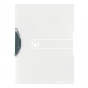herlitz Express-Clip - DIN A4 - PP - transparent farblos