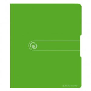 herlitz Ringbuch - DIN A4 - 2,7 cm - opak apfel