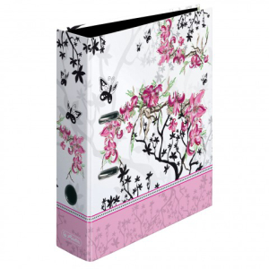 Herlitz Ordner maX.file A4 Ladylike Bloom