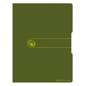 herlitz Sichtbuch Recycling - DIN A4 - PP - 20...