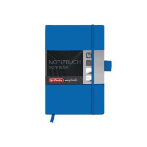 herlitz my.book Classic Notizbuch - DIN A6 - blau -...