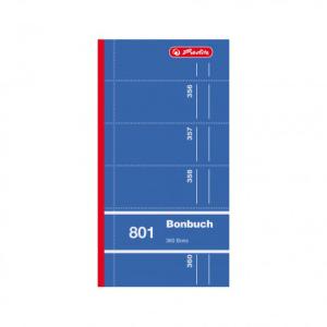 herlitz Bonbuch 801 - 360 Abrisse