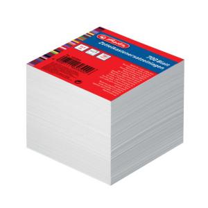 herlitz Zettelkasteneinlage - 9 x 9 cm - weiß - 700...