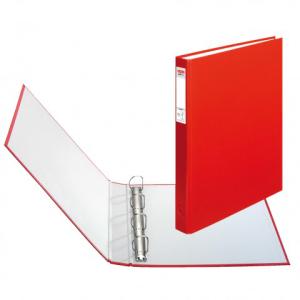 herlitz maX.file protect Ringbuch - DIN A4 - 4 Ringe - rot