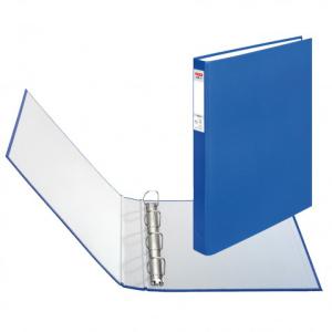 herlitz maX.file protect Ringbuch - DIN A4 - 4 Ringe - blau