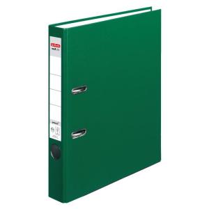 herlitz maX.file protect Ordner - DIN A4 - 5 cm - grün