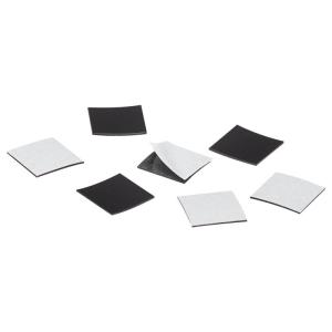 Magnetoplan Magnetplättchen Takkis 20x20x0,75mm 60St