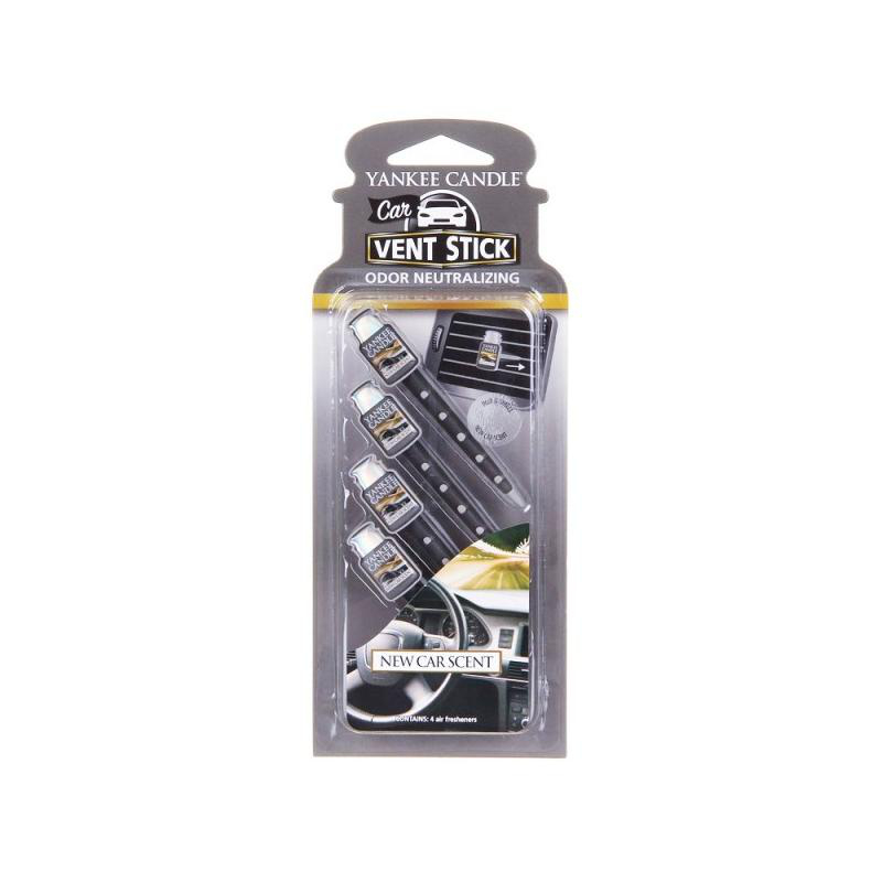 Yankee Candle New Car Scent Car Vent Stick