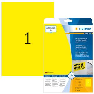 Herma 8033 SPECIAL Folienetiketten - DIN A4 - 210 x 297...