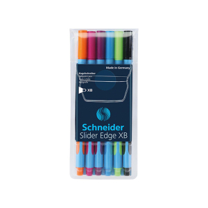 Schneider Etui 6 x KS Slider Edge XB Colours