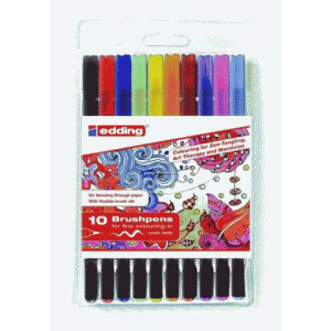 edding Zendoodle Colouring 10er Set