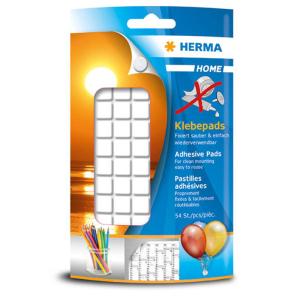 Herma 1350 HOME Klebepads - weiß - dauerhaft...
